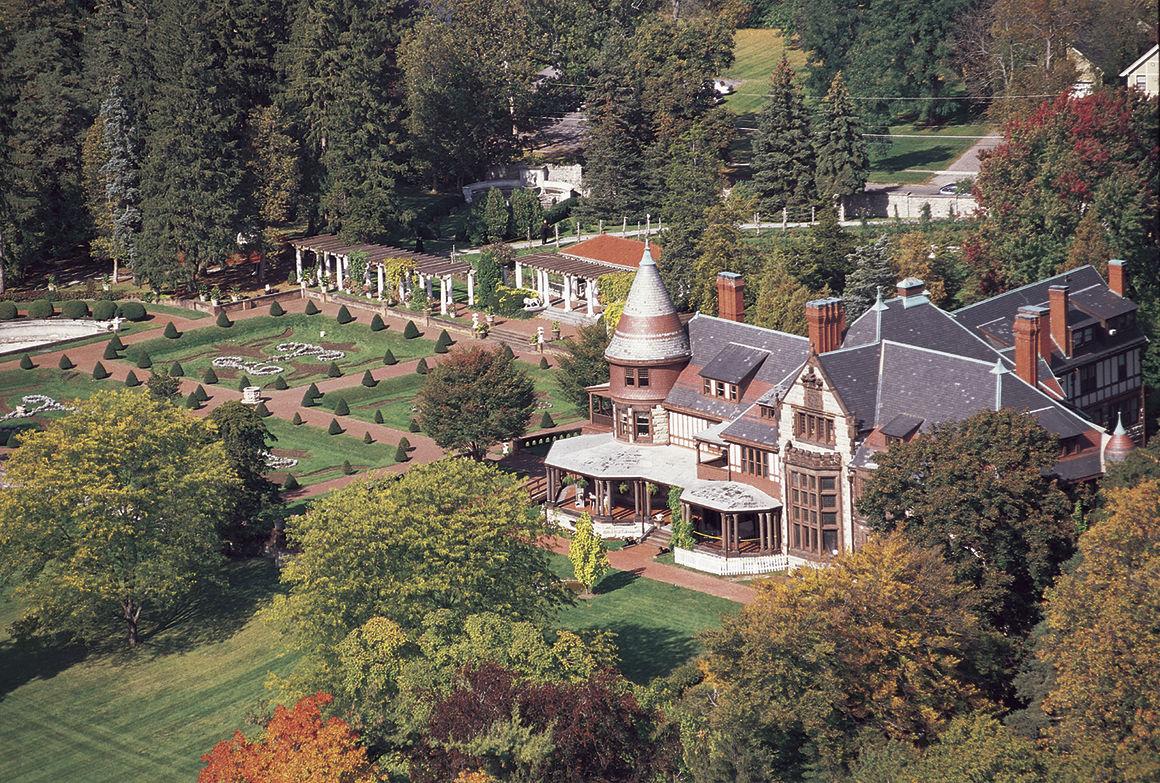 Sonnenberg Gardens & Mansion State Park