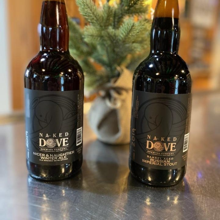 Naked Dove Brewing Company
