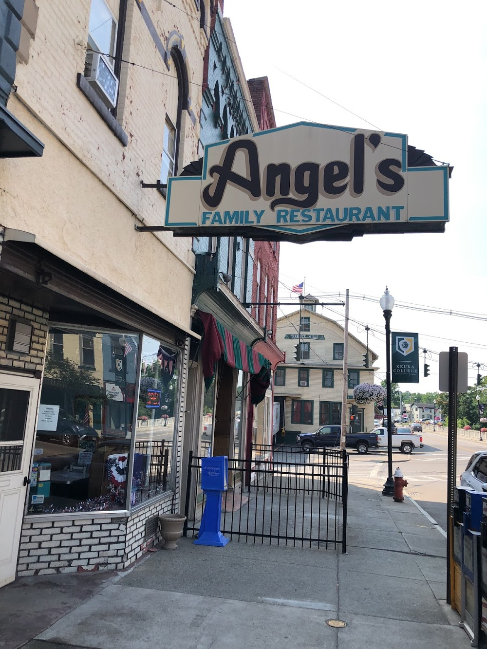 Angel's Family Restaurant