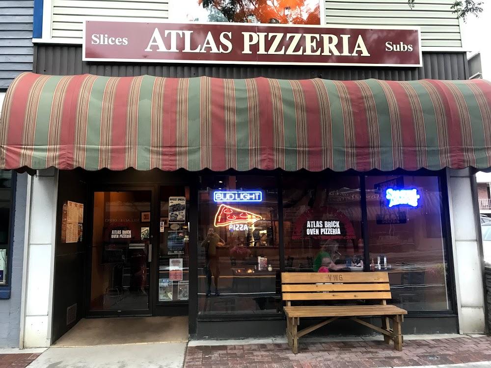 Atlas Brick Oven Pizzeria Watkins Glen