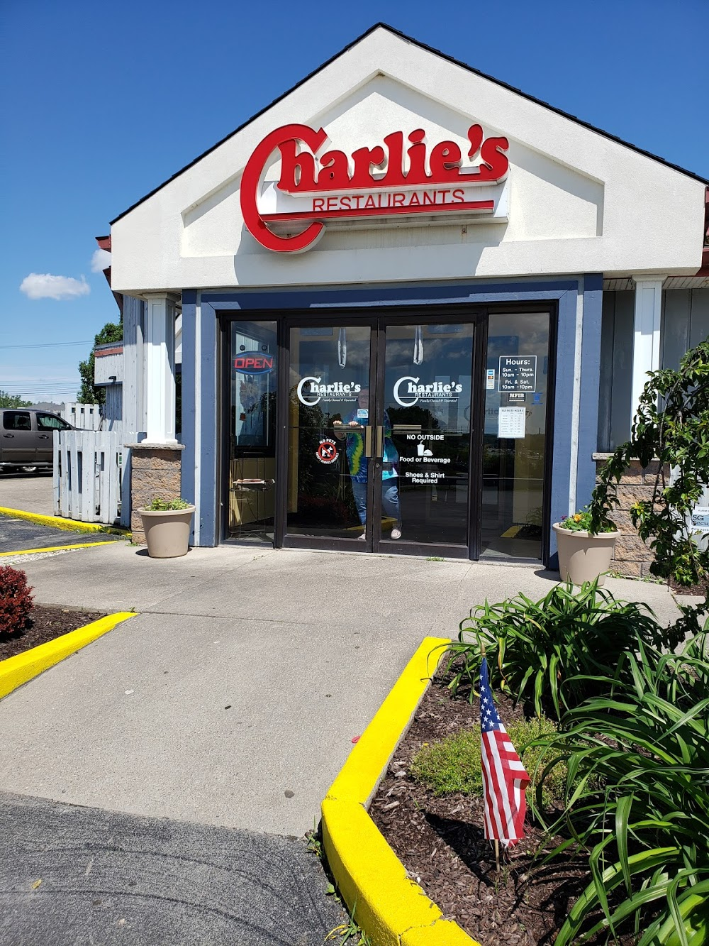 Charlie Riedel's