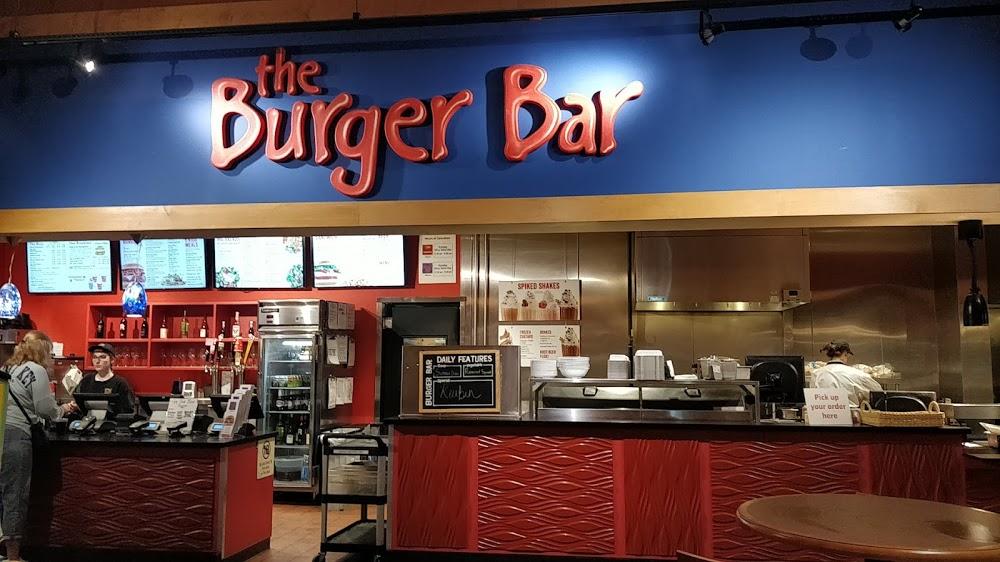 The Burger Bar by Wegmans