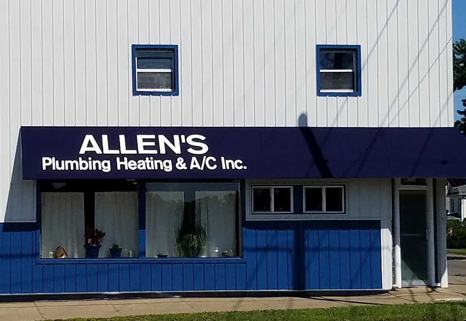 Allen's Plumbing, Heating & A/C Inc.