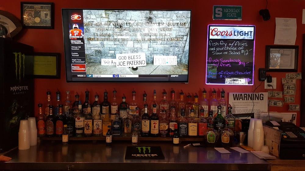 Bucket Bar & Grill