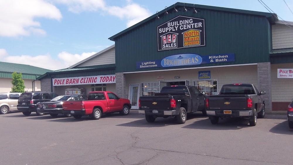 HEP Sales / North Main Lumber