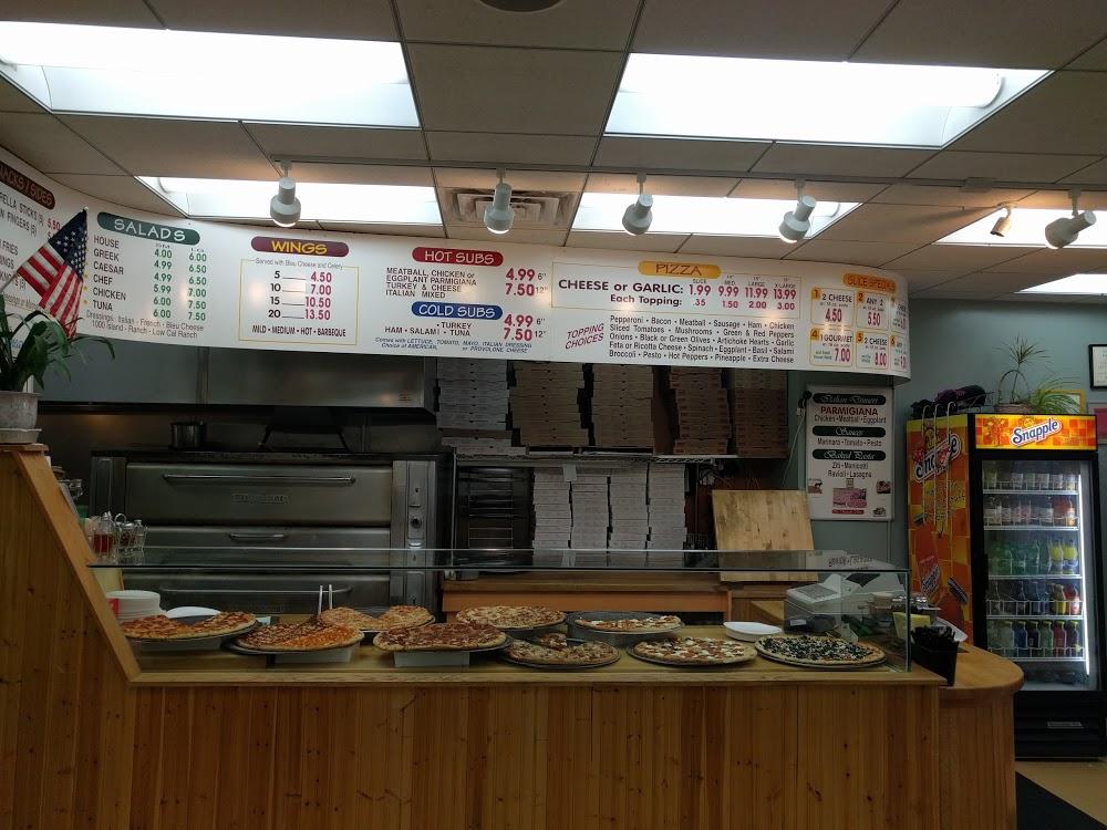 Ned's Pizza NY