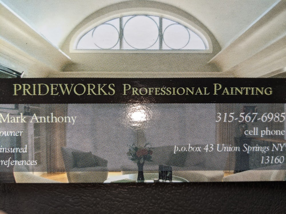 Prideworks Professional Painting