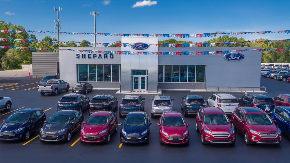 Shepard Ford