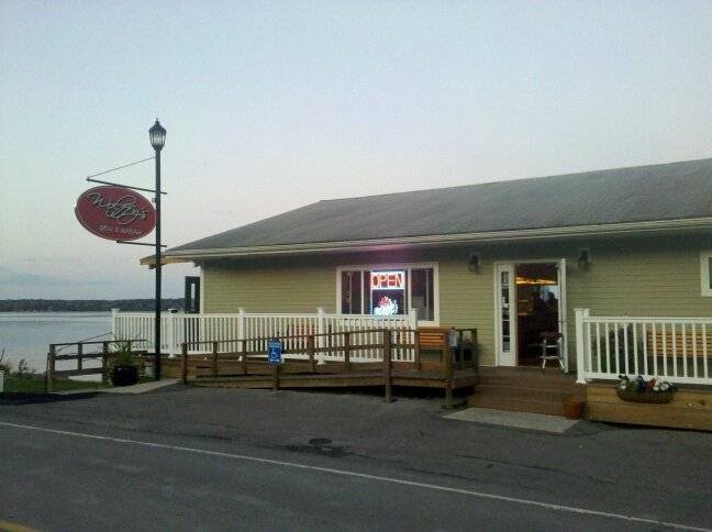 Wolffy's Grill and Marina