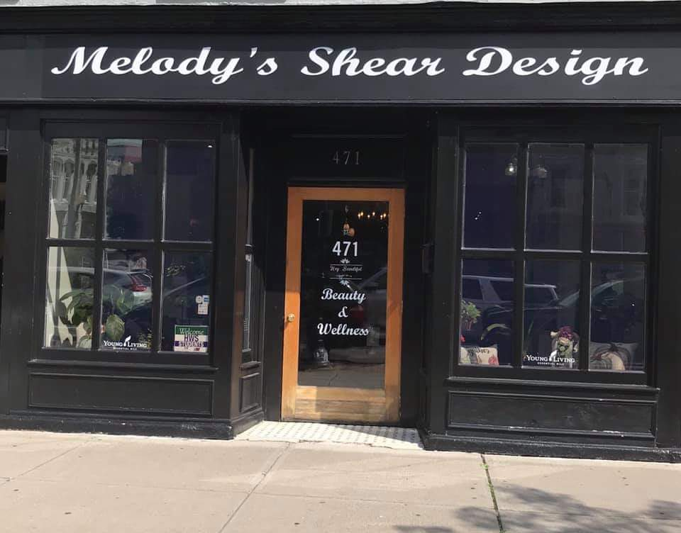 Melody's Shear Design