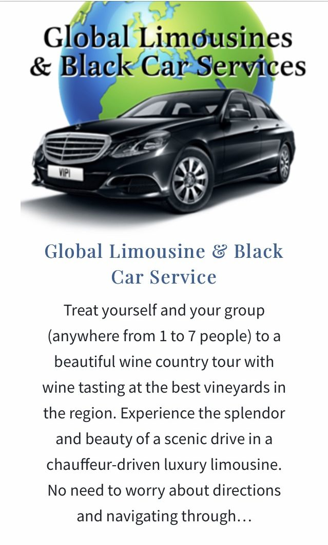 Global Limousine & Black Car