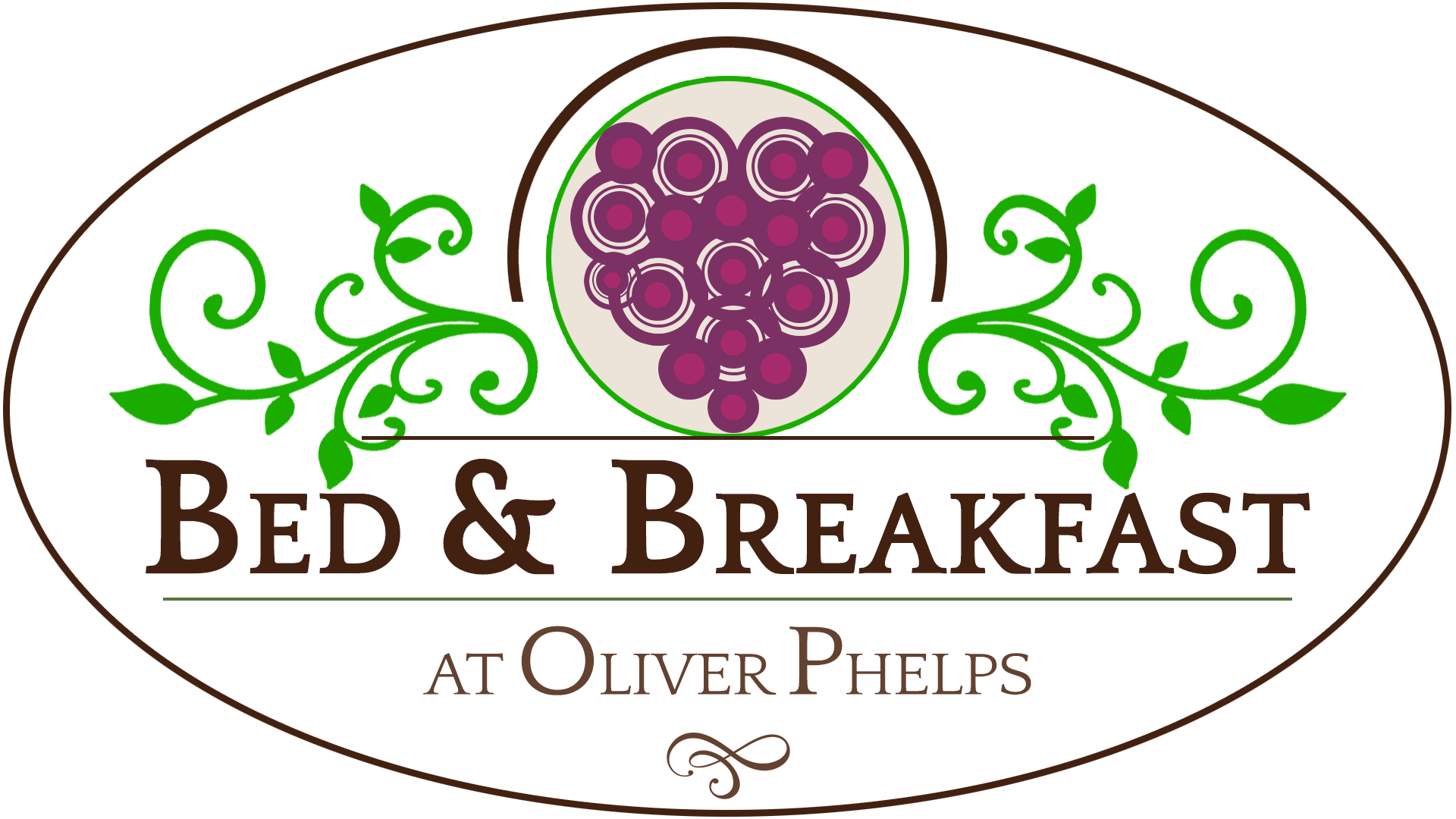 Bed & Breakfast at Oliver Phelps